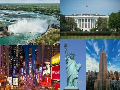FANTÁSTICO VIAJE POR NIAGARA, NUEVA YORK Y WASHINGTON  (con acompañante desde Madrid).