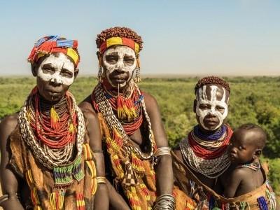 Etiopia, etnias ancestrales