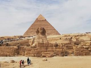 Egipto. Fin de año para singles