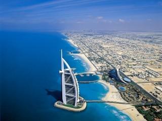 Dubai al completo para singles